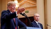 Tổng tống Putin tiết lộ hai hiệp ước sẽ bàn với người đồng cấp Mỹ Trump
