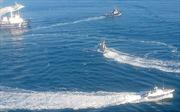 FSB cáo buộc Ukraine chĩa vũ khí vào tàu Nga tại Eo biển Kerch