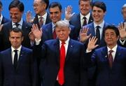 Thế giới tuần qua: Căng thẳng Nga-Ukraine lan từ Biển Đen tới G20 ở Argentina