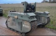 Quân đội Anh sáng chế xe tăng bắn tỉa mini quá nguy hiểm