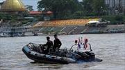 Thái Lan điều tra vụ 2 thi thể bị nhồi bê tông trôi dạt trên sông Mekong
