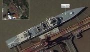 Ảnh vệ tinh cho thấy Trung Quốc mở rộng đáng kể xưởng đóng tàu chiến quan trọng