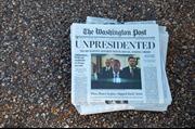 Rộ tin giả Tổng thống Trump rời Nhà Trắng