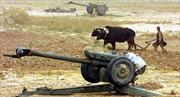 Quân đội Mỹ học cách vận hành lựu pháo Liên Xô