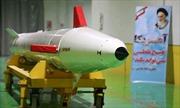 Iran công khai cơ sở sản xuất tên lửa ngầm dưới lòng đất