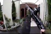 Bàng hoàng xem cảnh thủ phạm vừa bắn, vừa livestream vụ xả súng ở New Zealand