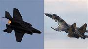 Chuyên gia khuyên Thổ Nhĩ Kỳ có thể thay F-35 bằng Su-35 của Nga