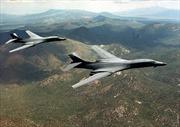 Không quân Mỹ đình bay cả phi đội ném bom B-1