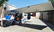 Người bán bỏng ngô tự chế tạo máy bay khiến Không quân Pakistan phải để mắt