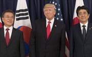 Hàn Quốc nhờ Mỹ hỗ trợ trong căng thẳng thương mại với Nhật Bản