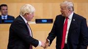 Tương lai mối quan hệ giữa Tổng thống Trump và tân Thủ tướng Anh