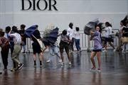 Cảnh tượng bão Lekima tàn phá Trung Quốc