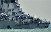 Hải quân Mỹ quyết bỏ màn hình cảm ứng điều khiển chiến hạm sau tai nạn