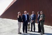 Lầu Năm Góc đề nghị chuyển 4 tỷ USD ngân sách quốc phòng để xây tường biên giới