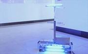 Bệnh viện Vũ Hán điều động robot khử trùng
