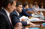 Tổng thống Ukraine đề xuất sửa 10 điều Hiến pháp, cắt giảm 1/3 nghị sĩ
