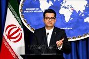 Iran khẳng định các lệnh cấm vận mới của Mỹ sẽ không có tác dụng