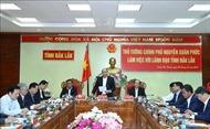 Thủ tướng Nguyễn Xuân Phúc: Đắk Lắk cần thúc đẩy phát triển kinh tế, sớm tự cân đối ngân sách
