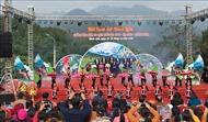 Khai mạc 'Hội hoa Sở' Bình Liêu