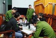 Hàng trăm chiến sĩ đột kích, bắt 8 đối tượng trong đường dây lô đề 'khủng'