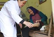 Nữ y tá dành trọn cuộc đời nâng đỡ bệnh nhân phong