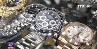 Phát hiện cơ sở nghi kinh doanh đồng hồ giả các thương hiệu nổi tiếng