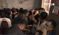 Triệt phá xới bạc lớn tại Hưng Yên