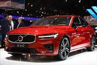 Hãng Volvo thu hồi hơn 6.000 xe tại thị trường Trung Quốc