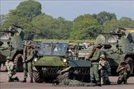 Venezuela tiến hành tập trận 'Lá chắn Bolivar 2020'
