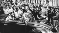 Hitler – 'cha đẻ' ý tưởng về mẫu xe Con bọ Volkswagen Beetle