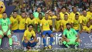 Brazil đánh bại Argentina để giành cúp Saudi SuperClasico nhờ bàn thắng phút bù giờ