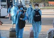 Đà Nẵng đón trên 300 công dân từ Hàn Quốc về nước