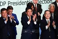 Thủ tướng Nhật Bản Shindo Abe với nhiệm vụ khôi phục lòng tin