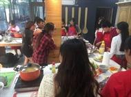 Đầu bếp nổi tiếng Hàn Quốc đến Việt Nam truyền bá tinh hoa ẩm thực