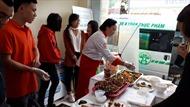 Thực phẩm sạch tràn ngập tuần lễ giới thiệu sản phẩm chăn nuôi theo chuỗi tại Hà Nội