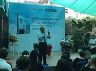 Nhà văn, bác sỹ Nguyễn Chấn Hùng chia sẻ về cách viết văn