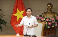 Phó Thủ tướng Vương Đình Huệ: Phải giải quyết dứt điểm hộ nghèo là người có công