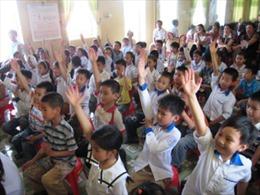 Vụ 8.000 HS ở Nam Định không được học bán trú: Các trường mở cửa trở lại