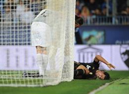 Malaga 0-1 Real Madrid: Chờ Barca trong lo lắng