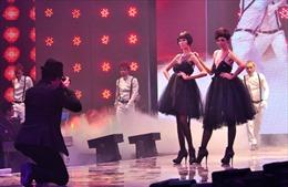 Hoàng Thùy giành ngôi vị Quán quân Cuộc thi Người mẫu Việt Nam - Vietnam's Next Top Model 2011