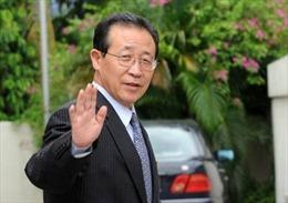 Trưởng đoàn đàm phán sáu bên của Triều Tiên đến Trung Quốc