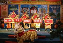 Khai mạc lễ hội Quán Thế Âm năm Nhâm Thìn
