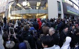 Apple lập kỷ lục với iPad 3