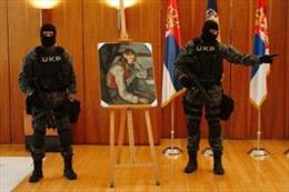 Tìm thấy bức tranh bị cướp của Cezanne