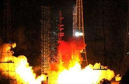 Trung Quốc phóng thành công hai vệ tinh trên một tên lửa đẩy