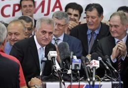Bầu cử Tổng thống Xécbia: Thủ lĩnh phe đối lập giành chiến thắng