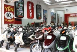Tiêu thụ xe máy một tháng bằng cả năm bán ô tô