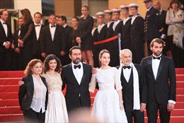 Liên hoan phim Cannes 2012 qua ảnh