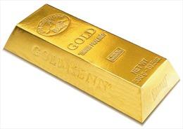 Giá vàng tuần qua tăng mạnh nhất trong 4 tuần trở lại đây