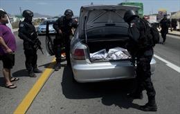 Mêhicô siết chặt an ninh trước thềm Hội nghị G-20